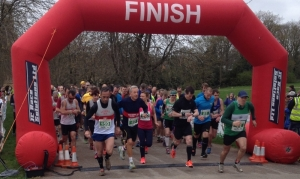 The Longhorn, SBR Events, Ultra, Marathon, Thoresby