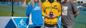 Louth triathlon winner Ross McGregor