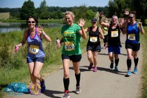 running, overheating, heat exhaustion, 10k, heatwave, triathlon